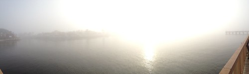 panorama panoramic haven iscoming thelord theendofdays foggymorning fogging landingstage sun comingsoon sky erkohl er kohl