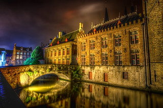 Bruges Bridge | by Mr. Jason Hayes