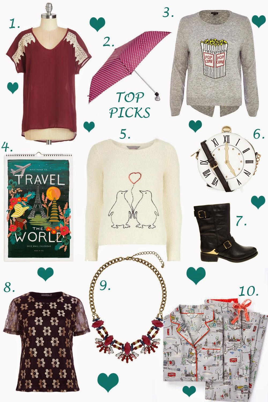 Top picks I love #11