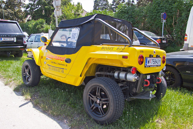 Quadix Buggy 800 Discovery* (6936)