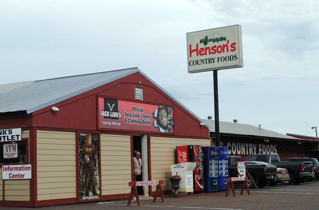 Henson's Country Foods, Minong Wisconsin | Cragin Spring