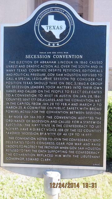 Secession Convention