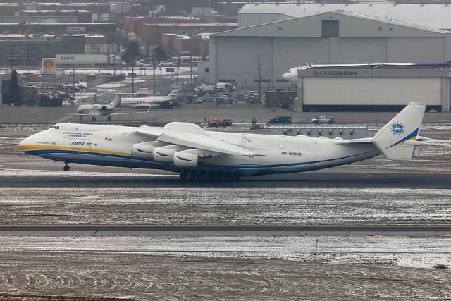 Antonov An225 Mriya UR-82060 [YYZ]