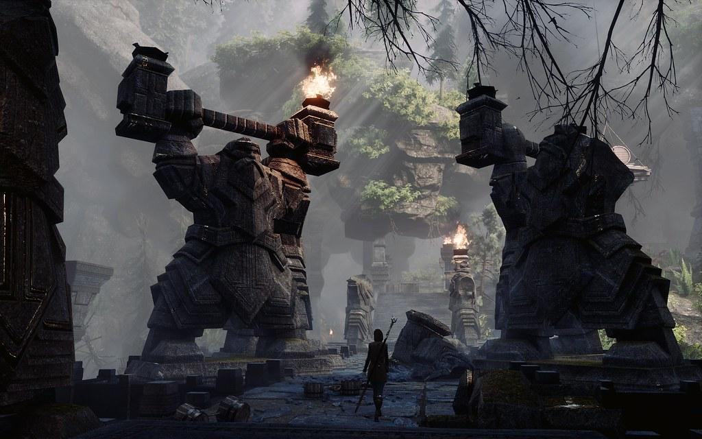 Valammar Dragon Age Inquisition Hattiwatti S Cinematic To Flickr