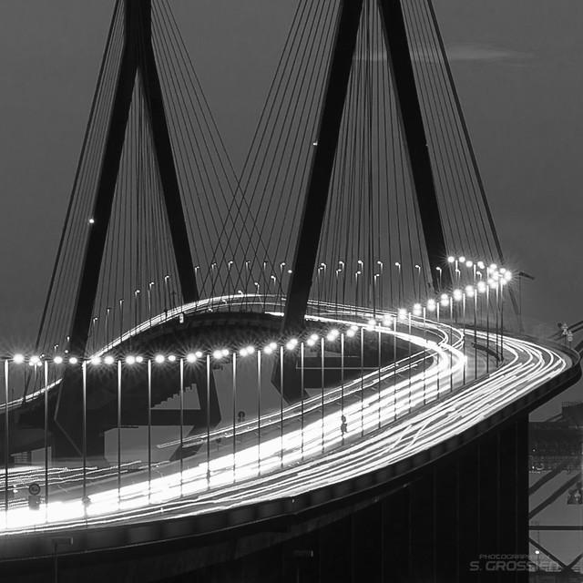 Abend an der Brücke (IV/IV)