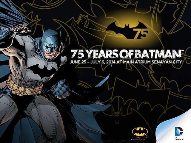 00_75 Years of Batman