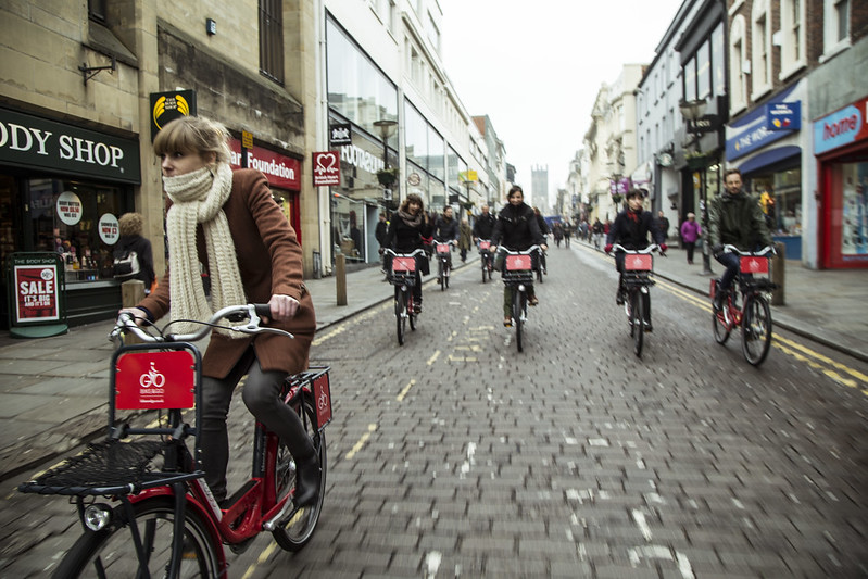 BiTiBi - Bike Train Bike - Meeting in Liverpool - March 2015