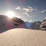Skitourentage Apr. 2016 3.Tag