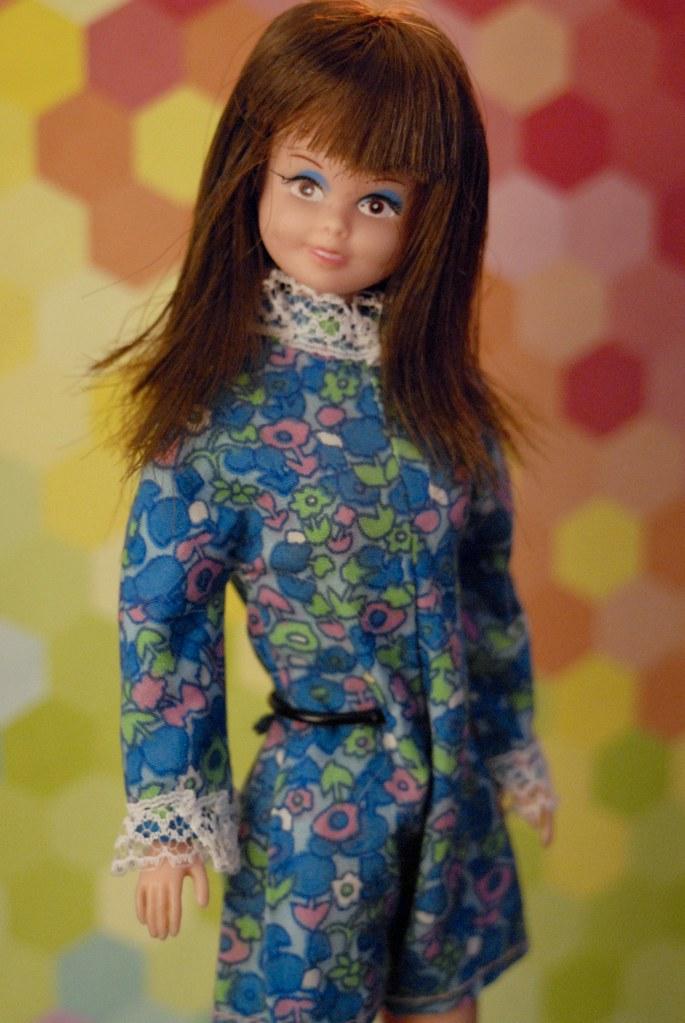 Vintage Maddie Mod Fashion Doll - She looks a bit like a bim… - Flickr