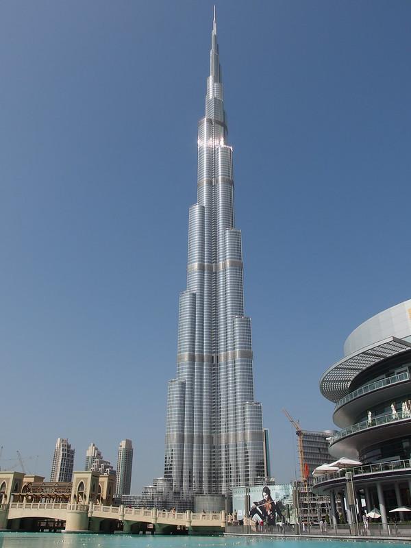 Burj Khalifa @ Dubai Mall