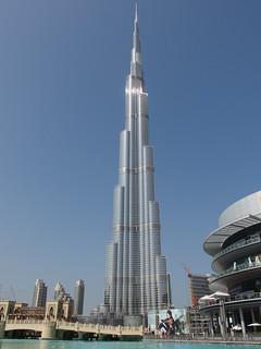 Burj Khalifa @ Dubai Mall | by *_*