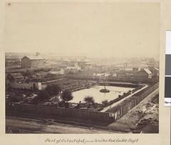 Part of Sebastopol from United Red Jacket Shaft (1866)