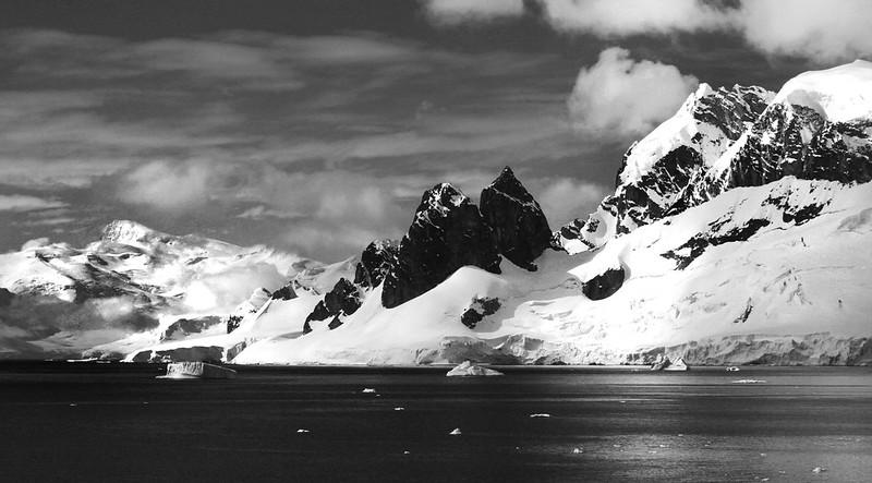 Errea Channel, Antarctica