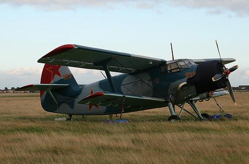 AntonovAN2-LY-MHC | by ryanhothersall