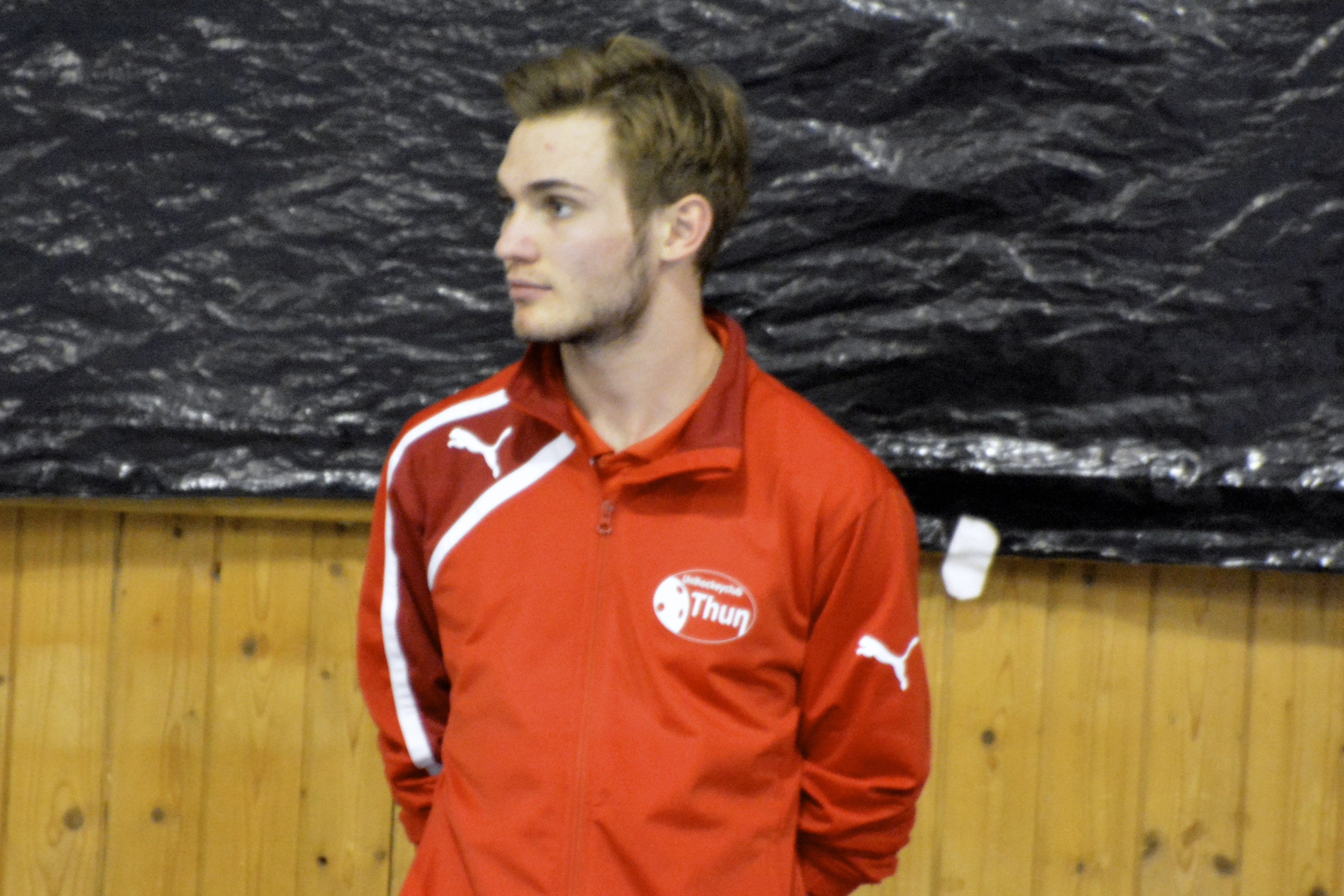Junioren U16C - UHC Thun II Saison 2014/15