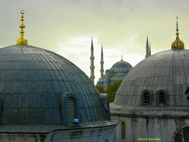 Turkey - Istanbul - Mosques