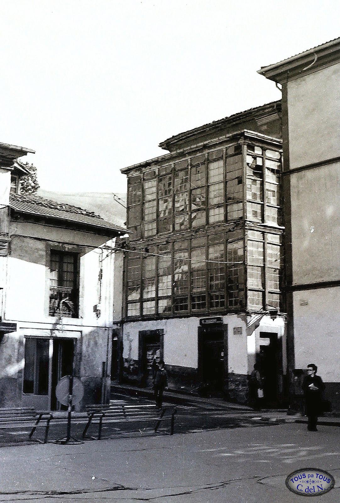 1985 - Plazoleta del Julter
