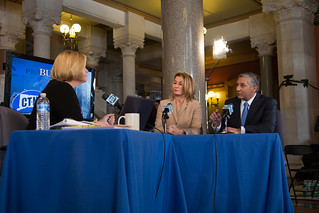 Senator Fasano Budget Day Interview CT-N (5 of 8) | by srophotos