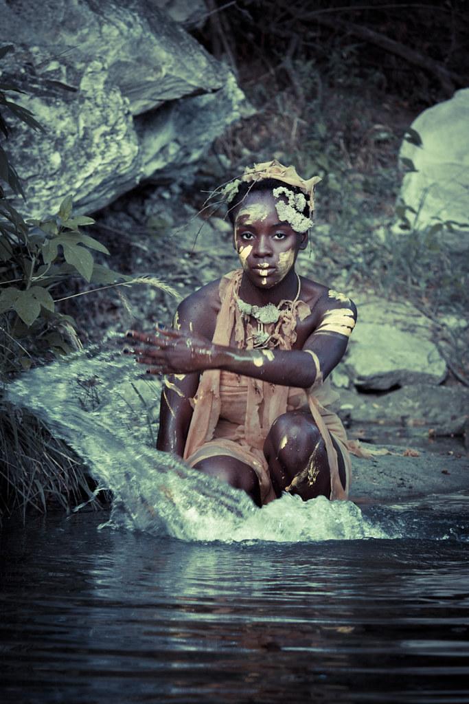 Mami Wata by Kim Carrier | Mami Wata (Mammy Water) is venera