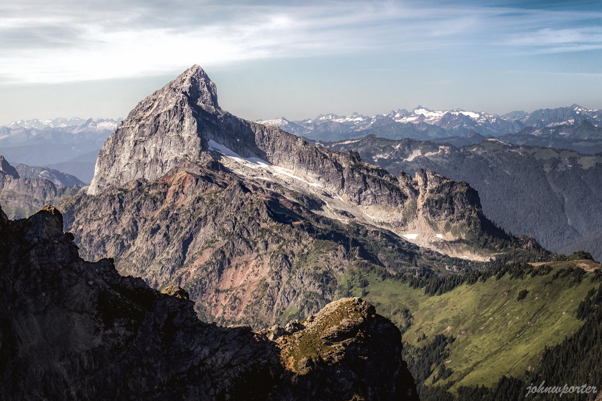 Matterhorn of the Cascades