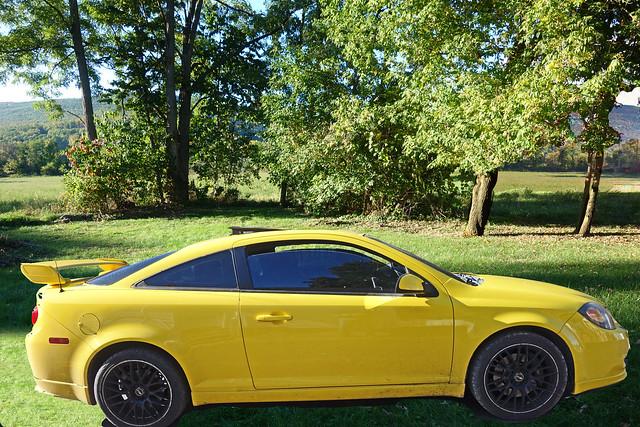 Canary Yellow Ride