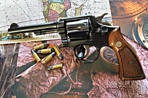 K-200 .38/200 British Service Revolver