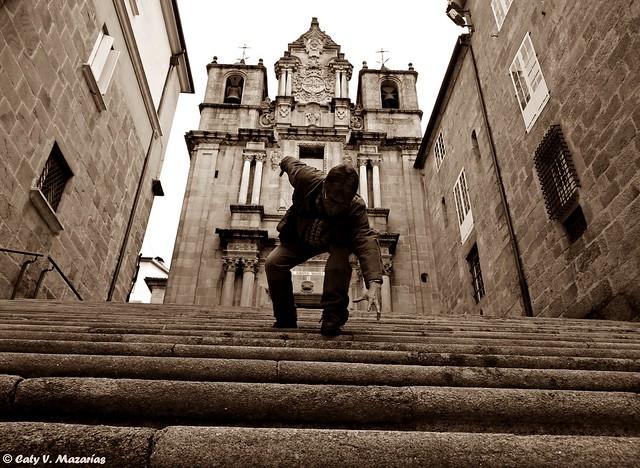 Stª Mª la Mayor de #Orense #Galicia #España