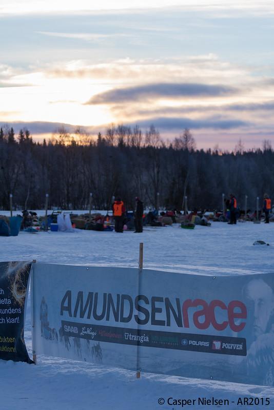 Amundsen Race - 3rd leg