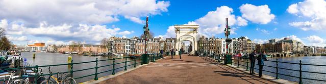 Amsterdam - De Magere Brug - L1080455