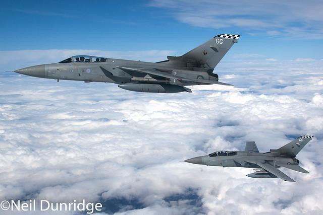 Tornado F.3 43 Squadron