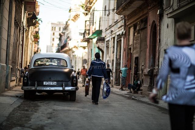 Backstreets of Havana