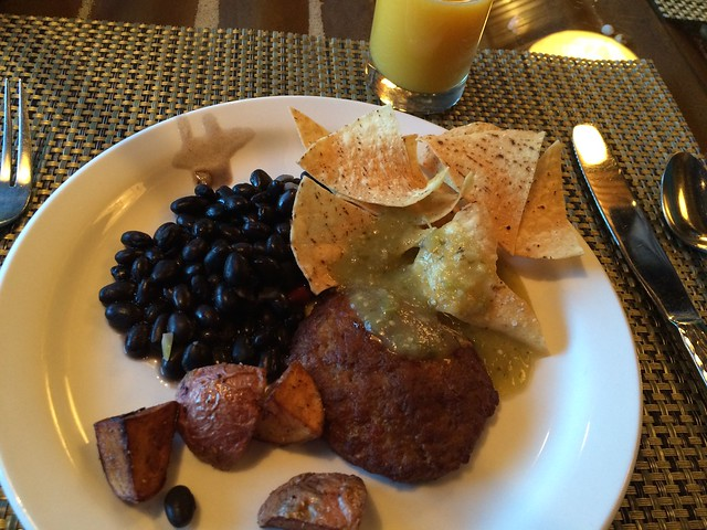 木, 2015-01-22 07:39 - Mexican Breakfast