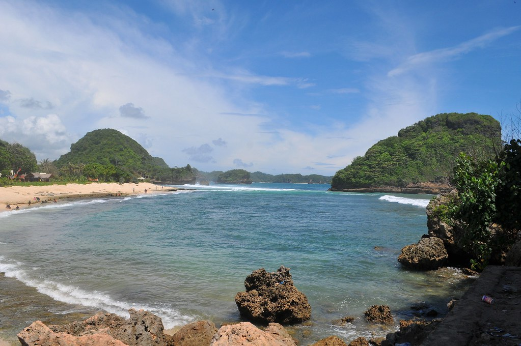 Pantai Goa Cina Malang Jawa Timur Irfan Aldy Flickr