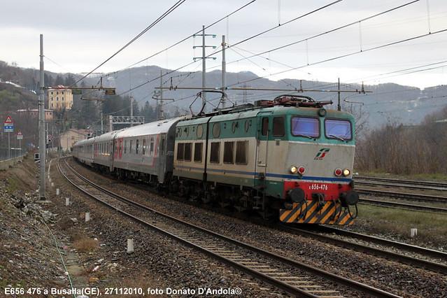 Dalla Russia con...caimano!!! Busalla(GE), 27.11.2010