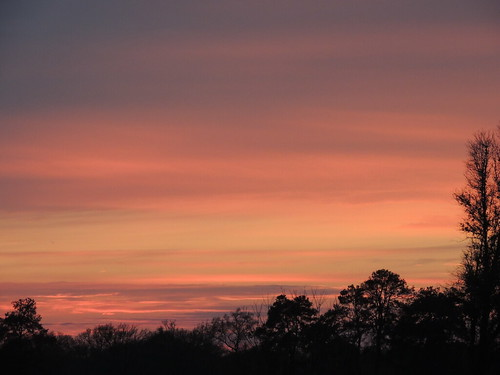 original sunset sky usa clouds texas silhouettes reflective goldenhour endofday wallercounty masterpieceofthecreator