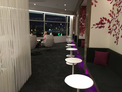 Air New Zealand Lounge, Sydney | by ashan_k
