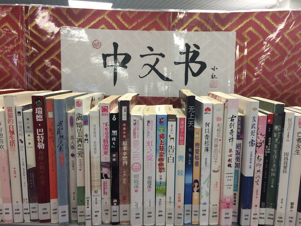 Books in Chinese