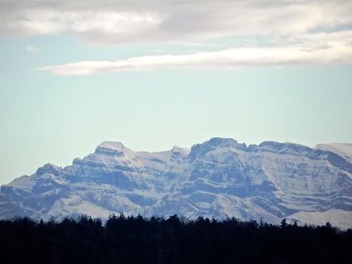 Les Préalpes appenzelloises et Les Alpes glaronaises