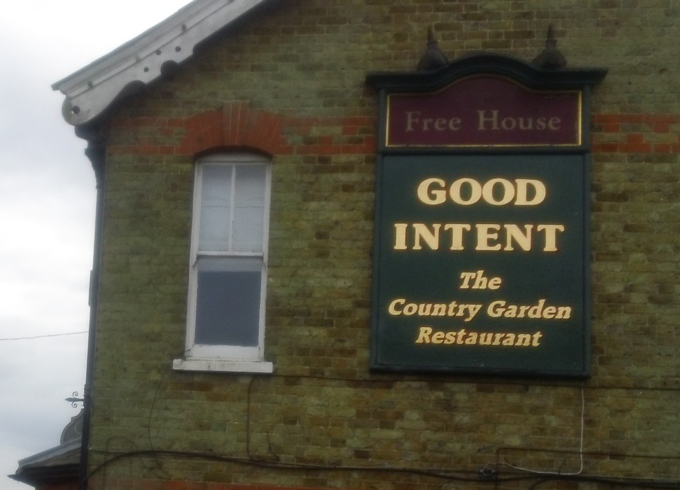 Good Intent Copthall Green