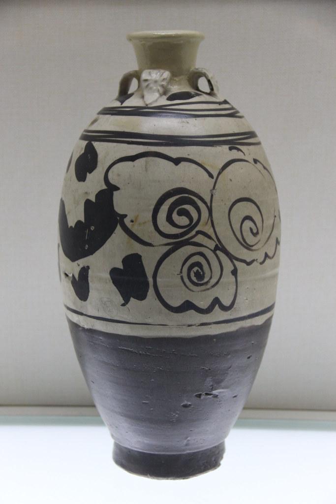 Yuan Cizhou Porcelain