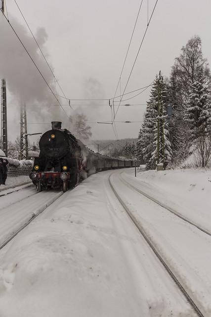 Winterdampf 3Seenbahn