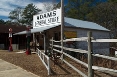 Pioneer Museum of Alabama - Adams General Store