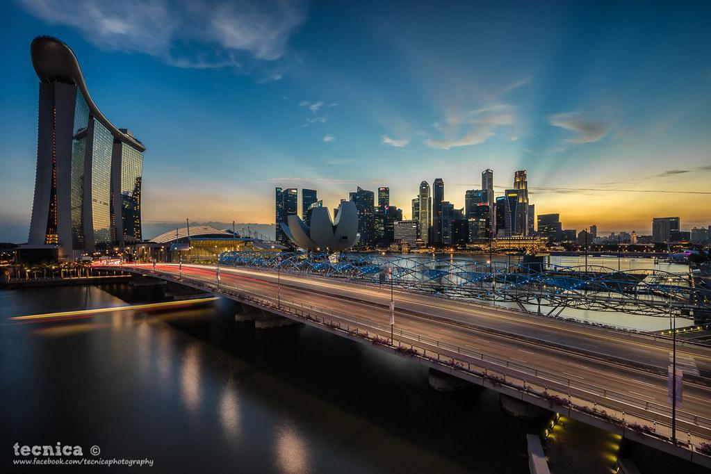 One Day   Benjamin Sheares Bridge, Singapore Matisyahu - One