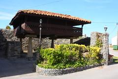 Exterior. Casa de Aldea Folú