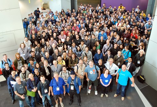 DrupalSouth Melbourne 2015   by cafuego