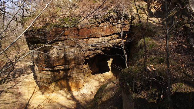 Die Hexenhöhle