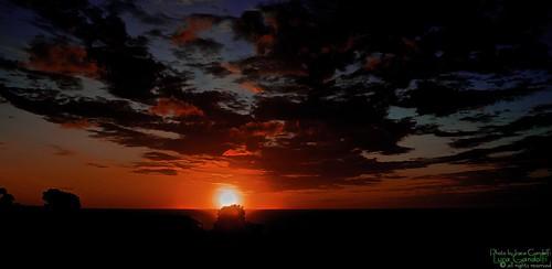 sunset sunrise alba numana