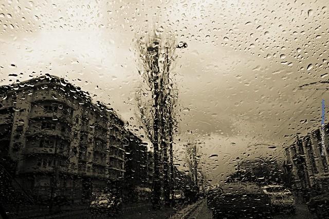 If you're the sun...I'm the rain...