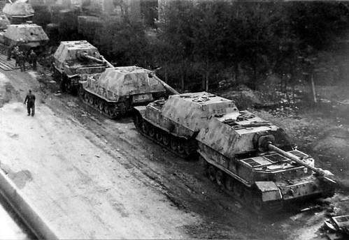 Panzerjäger Tygr(P) Ferdinand