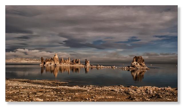 Mono morning  - Mono Lake